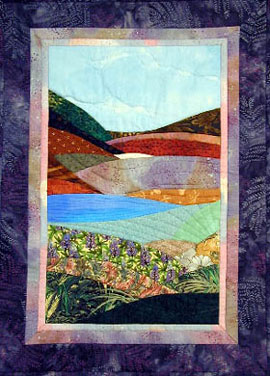 Waterfall Quilts By Kathie Alyce Of Plainfield Vermont